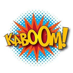 Kaboom Confetti Cannons