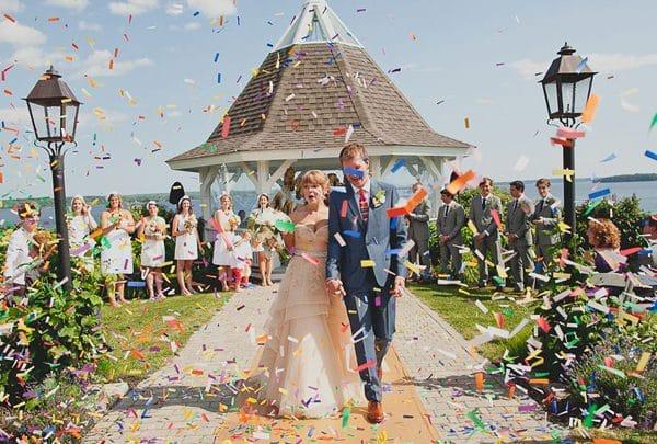 Ceremony Time | Wedding Confetti