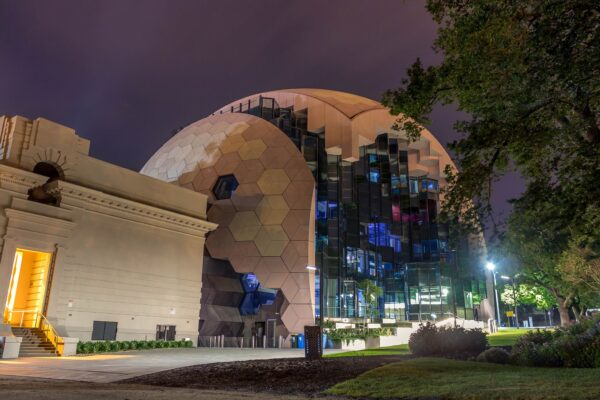 Geelong Library and Heritage Centre | Geelong | Streamer Cannons | Confetti Cannons Geelong | The Dome | Geelong Library Heritage Centre