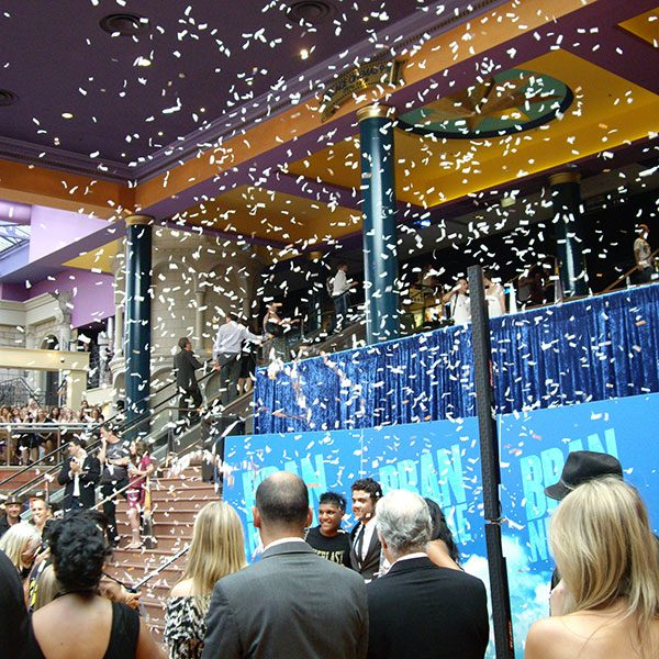 Pro-Series Remote Controlled Confetti Cannons | Kaboom | Melbourne | Pro-series Remote Controlled Two Barrel Confetti Cannon Launcher