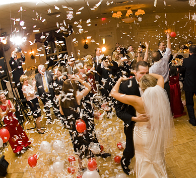 Wedding Confetti Cannons | Australia | Kaboom Confetti | Pro-series Remote Controlled Single Barrel Confetti Cannon Launcher