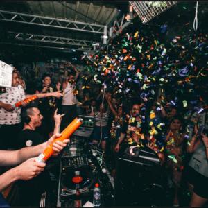 Kaboom StageFx Handheld Confetti Cannons   Kaboom