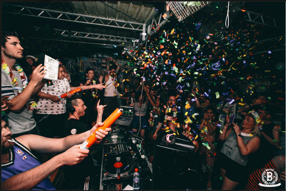 Kaboom StageFx Handheld Confetti Cannons | Kaboom