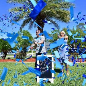 Its A Boy!   Gender Reveal Confetti Cannon   Gender Reveal Party