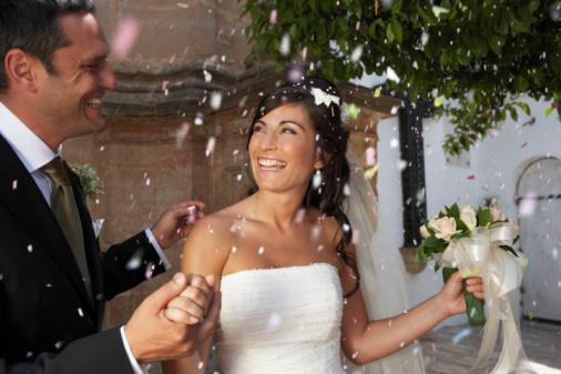 Wedding Confetti Cannons | Australia | Kaboom Confetti