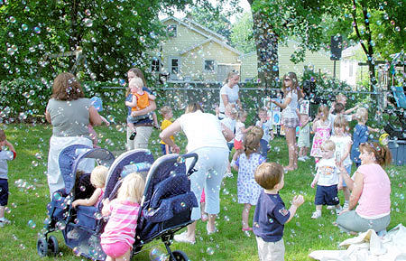 Bubble Machine Hire Melbourne