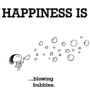 Mini Bubble Bottles