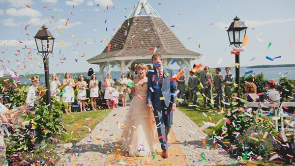 Ceremony Time | Wedding Confetti