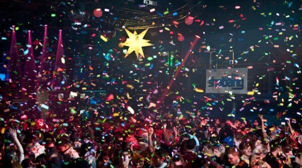 Club confetti