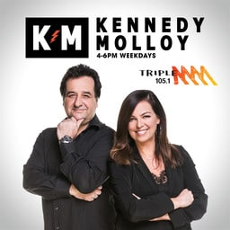 Kennedy Molloy | Drive Time Radio | Gender Reveal | Gender Reveal Radio Talkback