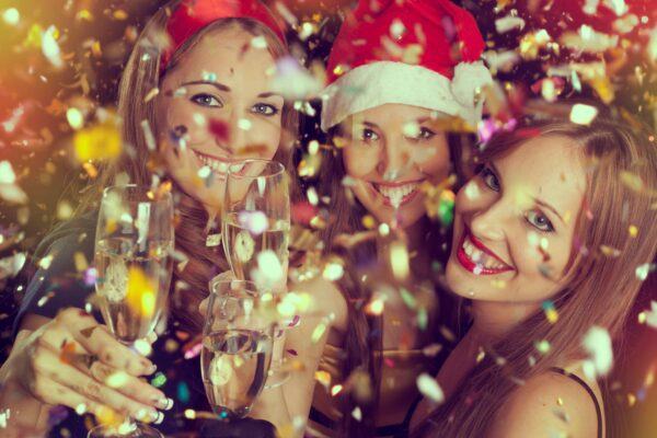 New Year Confetti   New Years Eve Party   NY Party   Confetti Cannons   Confetti Party   New Years Eve Confetti Cannon Melbourne