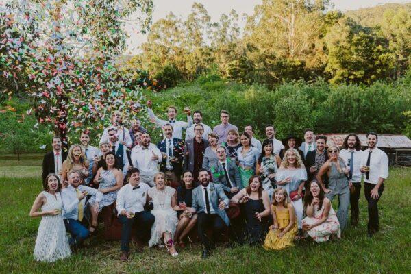 Wedding Confetti Cannon