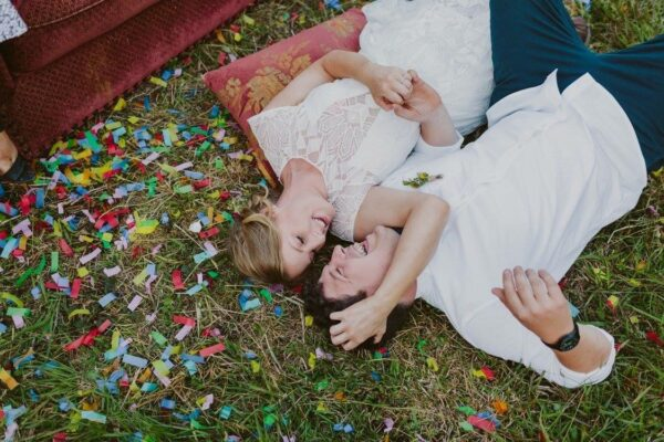 Weddign Confetti Cannons | Wedding Confetti Balloons