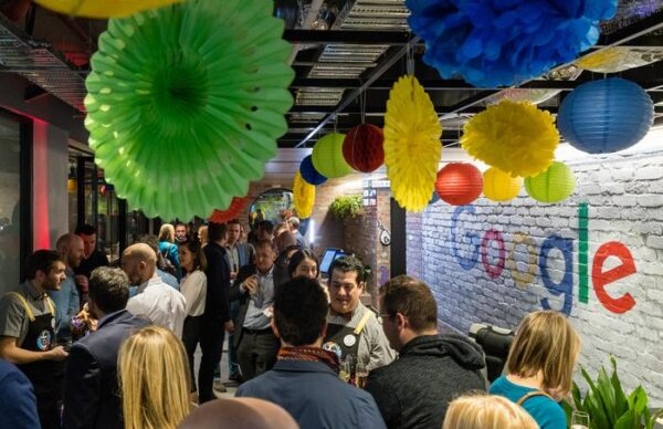 Google Office Melbourne Launch
