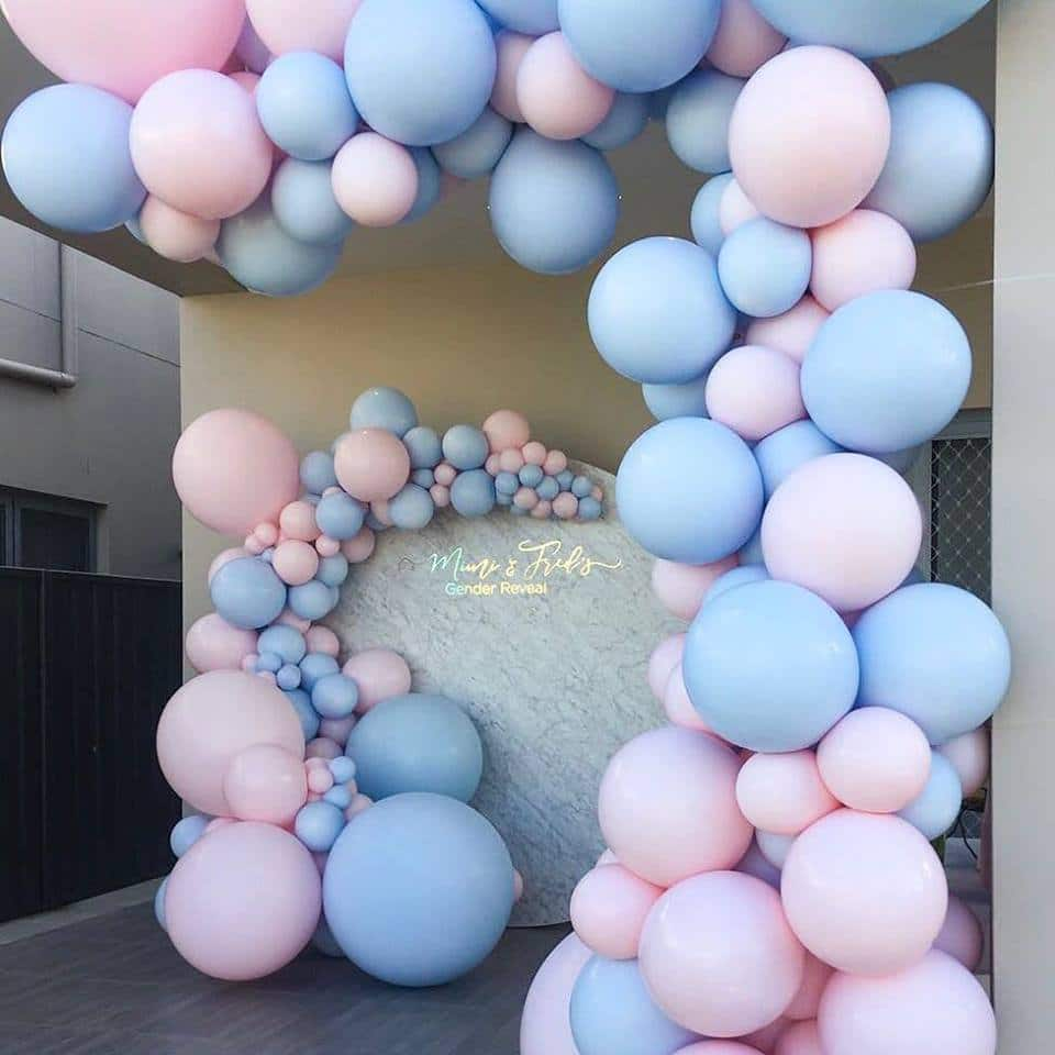 Sydney Gender Reveal Party
