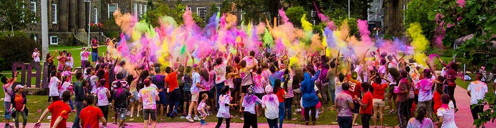 Holi Powder | Colour Run