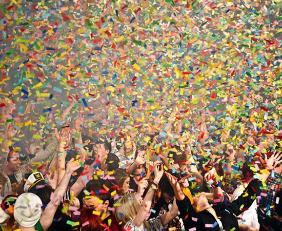 Cheap confetti cannons