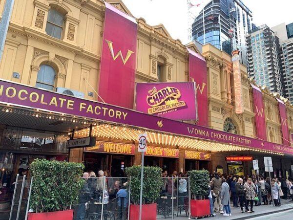 Her Majesty's Melbourne