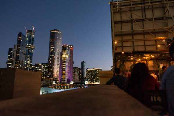 New Years Eve Melbourne Rooftop
