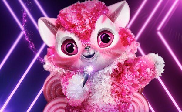 Kitten Masked Singer
