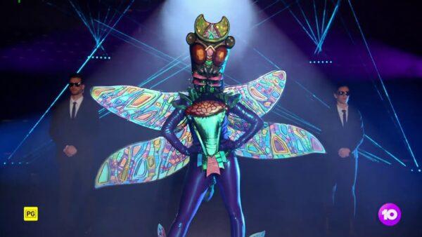 dragonfly Masked Singer