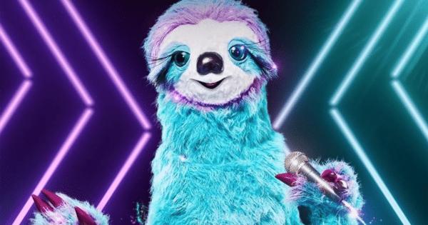 sloth Masked Singer
